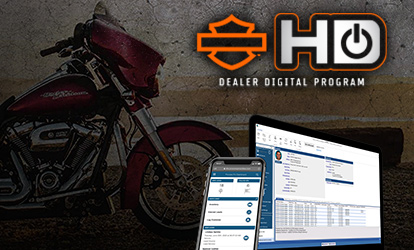Harley Dealer Digital Program