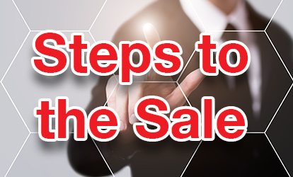 Newtech Steps to the Sale Seminar